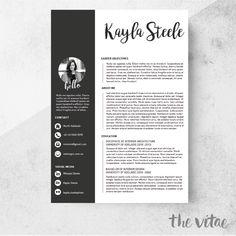 Energy Resume Template +Cover Letter