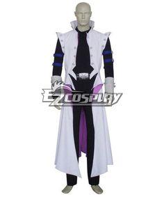 Seto Kaiba Cosplay Equipped Costume Custom Any Size Japan Anime Yu-Gi-Oh