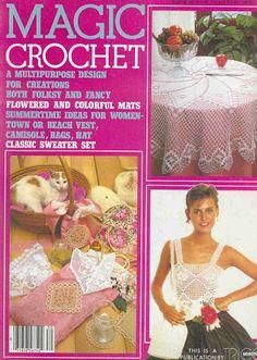 Magic Crochet nº 30 - leila tkd - Álbuns da web do Picasa