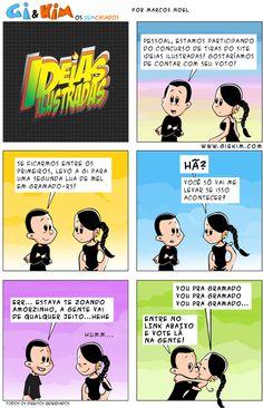 Gi & Kim, os Bem Casados