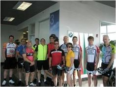 To provide a retail component to the PMC partnership, each Massachusetts area BMW Center hosted events and training rides during the 6 months leading up to the event. PMC partners Ciclismo Classico and Landry's Bike shop provided training ride leaders, routes and exclusive content leading up to the ride.