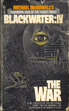 Creepy and Amazing Vintage Horror Paperback Covers