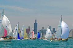 Chicago Yacht Club Race