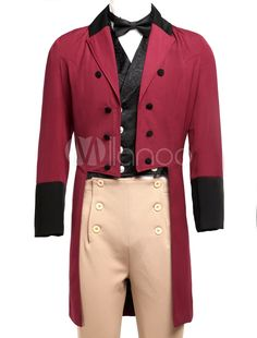 Victorian Mens Clothing and Costumes Recreated