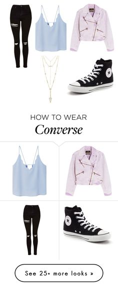 """""""Untitled #2748"""" by marta-moreno-1 on Polyvore featuring Roberto Cavalli, MANGO, Topshop, Converse and House of Harlow 1960"""