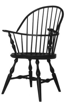 american georgian furniture windsor chair