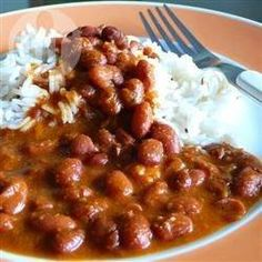 Recipe Picture:Red Kidney Bean Curry
