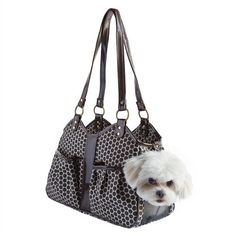The Metro Classic Dog Purse Has Designer Pet Carrier Styling And Looks Functions Just