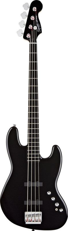 Squier Deluxe Jazz Bass IV Active Bass Now available in IV (four-string) version! The Deluxe Jazz Bass Active IV is an instrument perfect for bassists who desire a modern active tone at an unbeatable