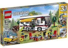 LEGO LEGO Creator Vacation Getaways Building Set 31052