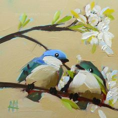 Angela Moulton и её птицы - 23 Марта 2016 - Metaphysical miao