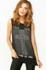 Tear Us Apart Muscle Tee