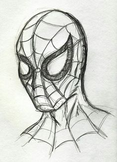 Spiderman drawing - Visit to grab an amazing super hero shirt now on sale!