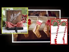 These picks are guaranteed to ho ho hold your stockings in style! These stocking holders will add both personalization and style to your mantel this holiday . Stocking Holders, Christmas Ideas, Stockings, Gift Wrapping, Holiday, Gifts, Diy, Decor, Style