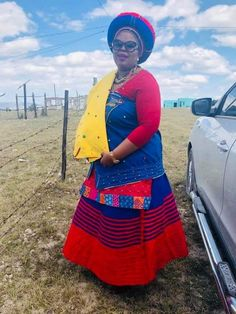 Tsonga Traditional Dresses, South African Traditional Dresses, African Traditional Wedding, Traditional Styles, Traditional Outfits, African Fashion Dresses, Fashion Outfits, Xhosa Attire, 40 And Fabulous