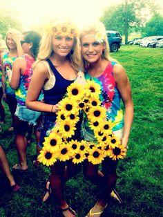 Tri Delta, Delta Rho | The University of Kentucky | Bid Day 2013