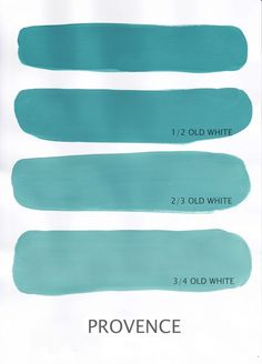 Annie sloane Provence WONDERING how this color will coordinate with my Sherwin Williams Liveable Green (color of my fav chick egg!)