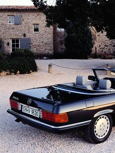 500 SL one day I will get me this beauty