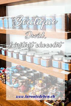 David l'instant chocolat est une chocolaterie située à Vevey. #food #suisse #bloglausanne Vevey, Mojito, Places To Eat, David, Switzerland, Chocolate Factory
