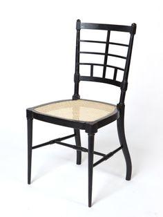 Godwin Sidechair - Stock - Christophe Edwards & Andrew Webb, Antiques, Decorative Furniture, Art Gallery