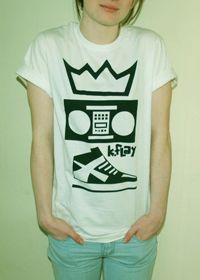 K.Flay has become my idol. #whitegirlrap