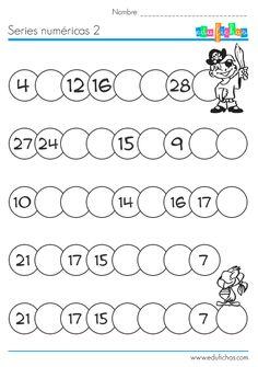 Multiplication Activities, Math 5, Montessori Activities, Infant Activities, Kindergarten Activities, Teaching Math, Numbers Preschool, Free Preschool, Preschool Worksheets
