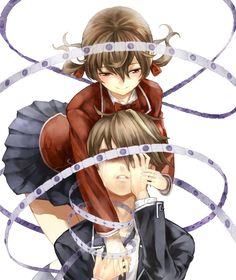 Shu and Hare - Artbooks - Guilty Crown