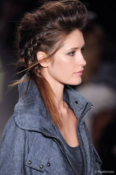 Easy quiff hairstyles to get your hair ready for work or a party in minutes!