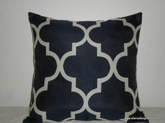 FREE DOMESTIC SHIPPING Decorative Pillow Cover 18 by EllensDesigns, $30.00