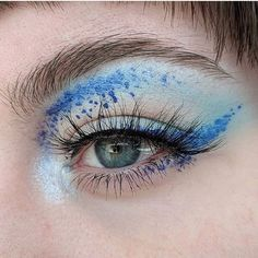 """f413c1a22d5 My Lash Wish on Instagram: """"@toxic_tropics in Oculus Lift 😍💙 Blue never  looked so beautiful!"""""""