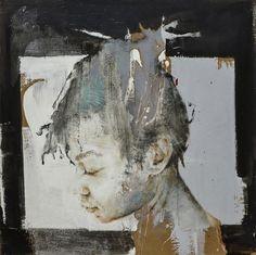 """Saatchi Online Artist: massimo lagrotteria; Oil, Painting """"untitled"""""""