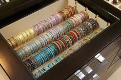 Use a Jewelry Armoire To Store Your Precious Jewelry Pieces Jewelry Organizer Drawer, Jewelry Drawer, Jewelry Armoire, Jewellery Storage, Jewelry Organization, Jewelry Case, Ribbon Organization, Bedroom Organization, Jewelry Holder