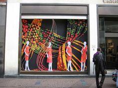 Shop window concept on Behance