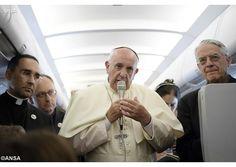 """El Santo Padre aseguró sentirse """"feliz"""" por la noticia de la paz en Colombia - Radio Vaticano"""