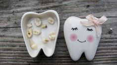 tooth container for the Tooth Fairy