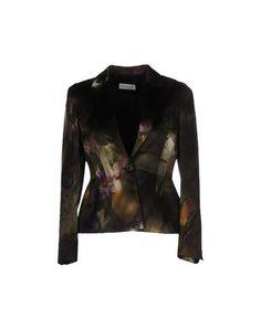 DRIES VAN NOTEN Blazer. #driesvannoten #cloth #dress #top #skirt #pant #coat #jacket #jecket #beachwear #