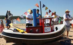 Cardboard Boat Races 2012, Heber Springs, AR