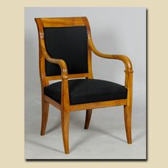 I have a chair almost like this only better arm lines. We restored. Lots of work, still LOVE IT.