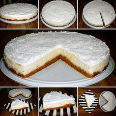 Bende bi #tbt yapayım. En pratik, en hafif, en güzel ve lezzetli pastam ❤❤ . Son zamanların en iyi pastası :) . #havuclupasta #pasta…
