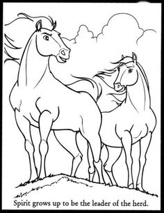 animal coloring page of horse to print places to visit pinterest