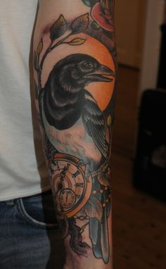 Ryan Mason Scapegoat Tattoo
