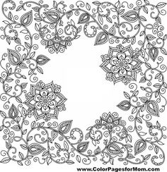 leaves coloring page 29 free