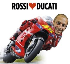 Rossi uncertain over future with Ducati and also undecided on joining Yamaha