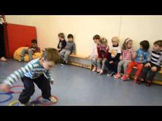 Cvičení pro děti v mateřské škole - Twister, kruhy, skoky - YouTube Wrestling, Sports, Youtube, Lucha Libre, Hs Sports, Sport, Youtubers, Youtube Movies