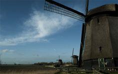 Windmills. Kannika Holzhaus