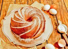 : Bundt cake de limón y buttermilk