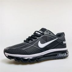 becc7b86e8f Mens Womens Nike Air Max 2019 Kpu Sneakers Black White