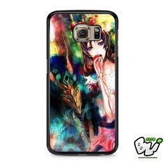 Snow White Samsung Galaxy S6 Case