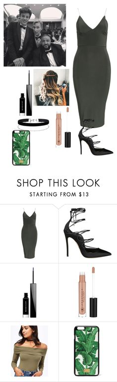 """""""Charity dinner with Cameron"""" by joelene-garcia ❤ liked on Polyvore featuring Club L, Dsquared2, Givenchy, Anastasia Beverly Hills, Miss Selfridge and Dolce&Gabbana"""