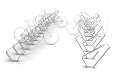 Bicycle rack ARTU' - CITYSI